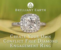 I want this one! Plus all their jewelry is conflict free!   http://www.brilliantearth.com/Fancy-Bezel-Halo-Diamond-Ring-with-Side-Stones-(1/3-ct.tw.)-White-Gold-BE1FBH1-432/?did&first=setting&show_setting_tab=true
