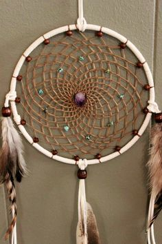 StarSeed Dreamcatcher by LunaSageDesigns on Etsy