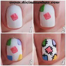 Retail nails.
