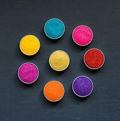 Cocktail Rim Sugar Gift Set - Sari Colored Cocktail Sugars