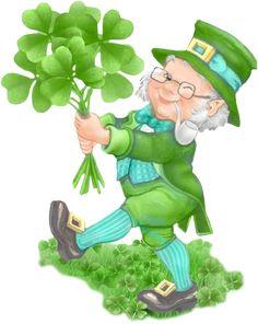 fete saint patrick - Page 3 Saint Patricks Day Art, St Patricks Day Cards, Happy St Patricks Day, Fete Saint Patrick, Sant Patrick, Leprechaun Pictures, Irish Leprechaun, Erin Go Bragh, Kobold