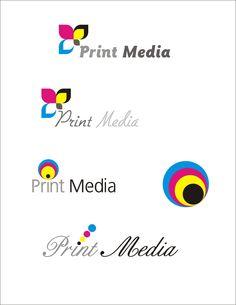 Print Media Logo