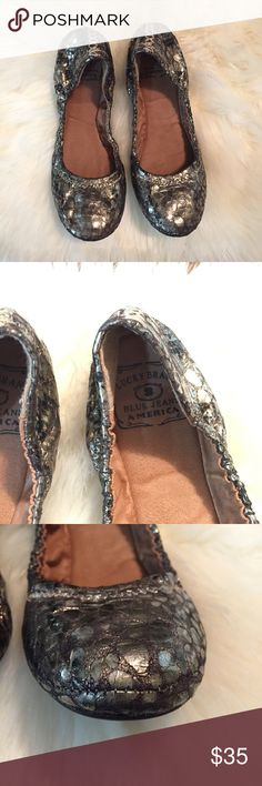 Lucky Brand Emile Ballet Flats These are in excellent condition. Lucky Brand Shoes Flats & Loafers