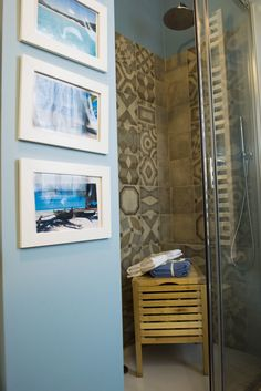 Small Apartments, Mini, Bath, Mirror, Furniture, Design, Home Decor, Powder Room, Flats