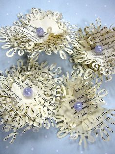 This ought to take you to the tutorial. Lacey Flowers by Lisa Kettell, via Flickr
