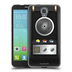 Official Star Trek Communicator Gadgets Soft Gel Case for Alcatel Idol 2 *** Check this awesome product by going to the link at the image. (Note:Amazon affiliate link) #CellPhonesAccessories