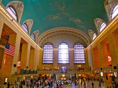 Majestic Grand Central Terminal