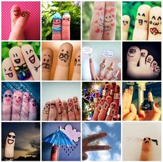 fingers fingers fingers ha ha ha my sister & MJ do this lol =) @Heather Hatfield