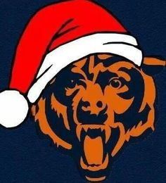 Merry Christmas to my favorite Bears Girl