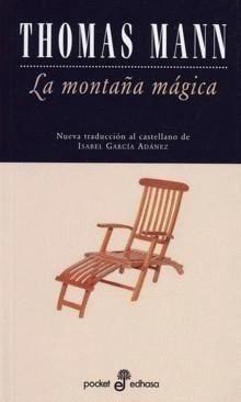 La montaña mágica (Der Zauberberg) Thomas Mann, 1912-1924