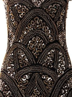 """1920s Vintage Prom Gatsby Flapper Dress USE COUPON CODE TO SAVE $10 """" 10CASH """" at the checkout."""