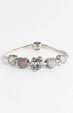 PANDORA Charm Bracelet & Charms  available at #Nordstrom