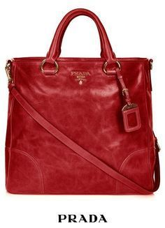 aa072eb8d854 Prada Bag Red - Lyst Cheap Handbags