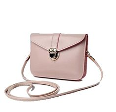 -Made of soft PU leather material; -2 pockets inside the bag; -Can hold moneycredit cards and cellphones under 5.5inch without case ; -With Shoulder Strap design you can wear this pouch cross-body o...