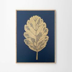 Unique selection of handpicked art prints by Monika Petersen and many other artists, designers and photographers — Worldwide shipping. Linoprint, Blue Leaves, Paper Cutting, Black Gold, Vintage World Maps, Fine Art Prints, Artist, Instagram Posts, Poster