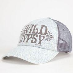 O'NEILL Born Wild Womens Trucker Hat
