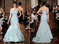 Romona Keveza Fall 2012 Wedding Dresses | OMG I'm Getting Married UK Wedding Blog | UK Wedding Design and Inspiration for the fabulous and fashion forward bride to be.