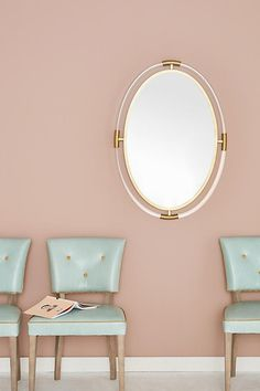 Pastel room with pin