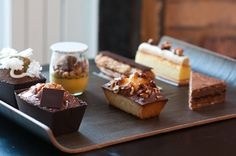 Food and Chef Photos: Pastry Chef William Werner of Craftsman & Wolves - San Francisco, CA
