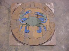 Custom Crab Piece