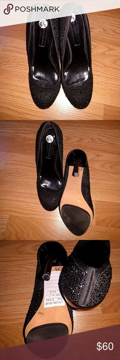 BCBG Max Azria Ma Prish Shoes. New without box. Never been worn. BCBG Max Azria Shoes Heels