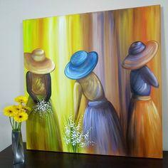 Oil Pastel Paintings, Picasso Art, Arte Popular, Rock Art, Desktop, Portraits, Pictures, Canvas Art, Diy Painting