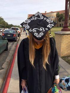 Graduation cap decoration DIY