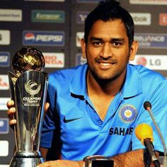 MS dHONI Great Captain