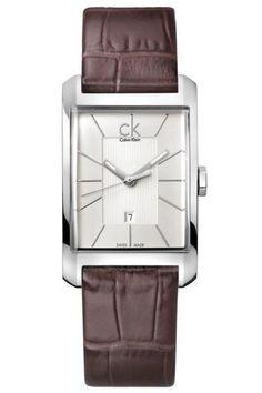 Calvin Klein blev under 1993 utsedd till USA:s bästa designer och började vid 1997 tillverka sina populära klockor. Genom stilrena och utstickande klockor tog man världen med storm. Klein satsar på eleganta, lyxiga och i betraktarens ögon – exklusiva klockor. Och det är något man verkligen har lyckats med. Med sin moderna och lyxiga design har dessa klockor på kort tid blivit en given modeaccessoar, precis som tanken var när tillverkningen startade.