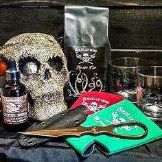 Skallywag Pirate Tar Coffee! It will F*CK you UP! https://www.acoffeerepublic.com/products/skallywag-pirate-tar