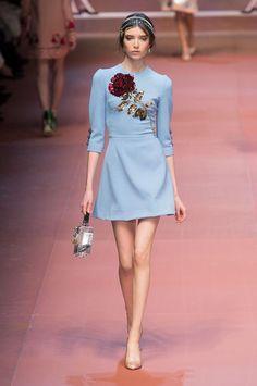 Grace Hartzel @ Dolce &... | Vogue is Viral