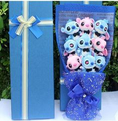 Ingenious 12pcs Romantic Rose Soap Flower Gift Box With Plush Animal Toys Bear Doll #40-27 For Fast Shipping Soap