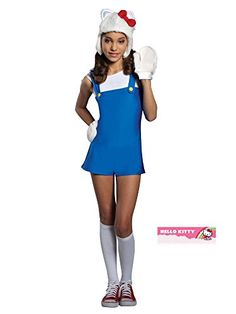 Hello Kitty Girls Costume Small -- Find out more about the great product at the image link.