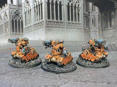 Skitarii and Cult Mechanicus