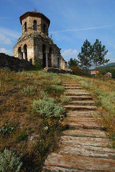 Stara Plavica, Pavlici, Bosna Herzegovina (oldest church)