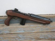 M1 Enforcer, pistol version of the M1 Carbine