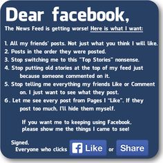 True But Of Course Fb Can Do What Fb Wants To Do