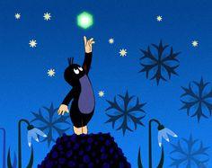 krtek & the green star