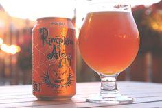 The Hop Review – Interviews & Beer Banter – Beer of the Month - October: Wild Onion Pumpkin Ale Beer Of The Month, Wild Onions, Bottle Shop, Ale, Alcoholic Drinks, Travel Photography, October, Pumpkin, Pumpkins