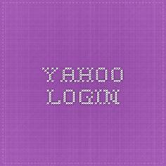 Yahoo - login