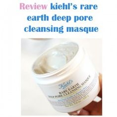 http://www.pintalabios.info/en/reviews/view/en/10 New #review on pintalabios.info Review kiehls rare earth deep pore Review kiehls rare earth deep pore cleansing masque The Rare Earth Deep Pore Cleansing Masque isn't limited edition but the packaging This particular mask is designed to purify and detoxify the skin whilst minimising the appearance of enlarged This type of mask is right up my street because I do have enlarged pores and regularly feel like my skin is The base of the product…