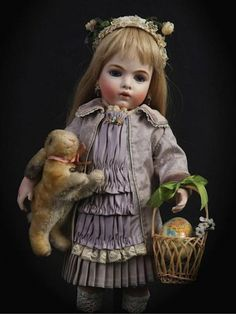 Восхитительная кукла Bru Jne в репродукциях современных мастеров - Ярмарка Мастеров - ручная работа, handmade
