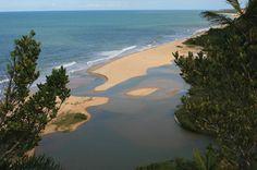 Barra do Rio Taípe - Trancoso, Bahia