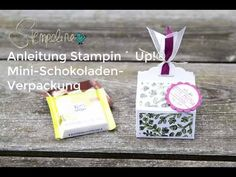 Stampin Up Mini Schokoladenverpackung Anleitung (HD)