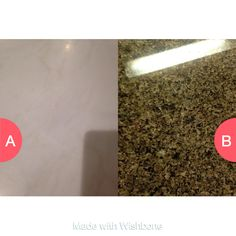 Which counter top do you prefer? Click here to vote @ http://getwishboneapp.com/share/3650678