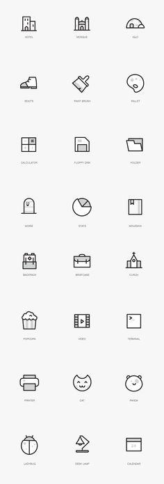 심플 아이콘 24개.AI Graph Design, Design Ios, Flat Design Icons, Icon Design, Logo Design, Layout Design, Icons Web, Vector Icons, Design Thinking