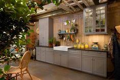ikea kjøkken på hytte – Google Søk Ikea Outdoor, Ikea New Kitchen, Kitchen Interior, Plein Air Ikea, Küchen Design, House Design, Rooms Ideas, Kitchen Diner Extension, Build Outdoor Kitchen