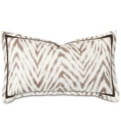 Hudson King Sham from Eastern Accents 2 King Shams 21x37