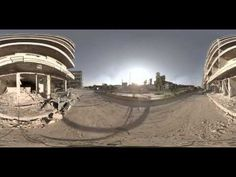 First Ever War Zone in 360° Virtual Reality - Welcome to Aleppo - YouTube