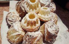 Recette Rosaces façon gâteau au yaourt facile | Recette Marocaine
